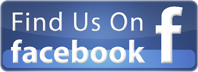 Find us on Facebook icon.